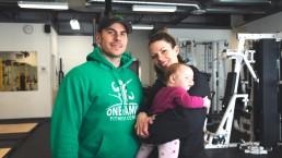 Dino One Family Fitness Uses Rotessa