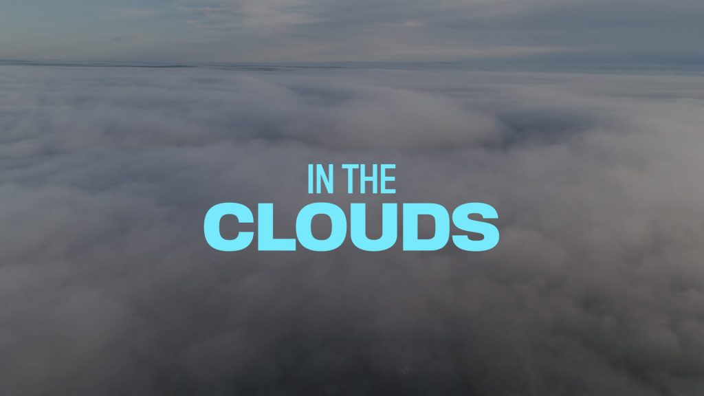 In the clouds, Rotessa, 2020