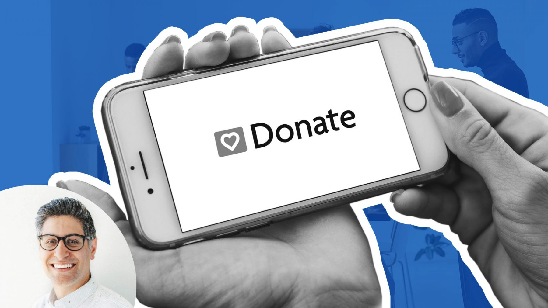 Collecting donations and fees for non-profit organizations